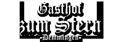 """Gasthof """"zum Stern"""""""